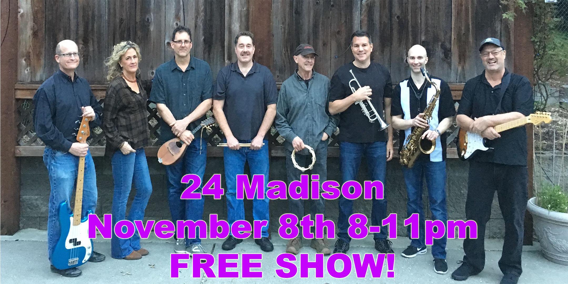 24 Madison