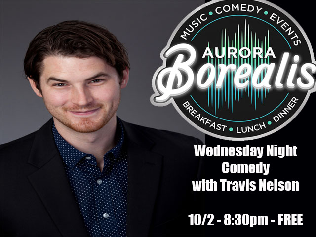 Wednesday Night Comedy with Travis Nelson