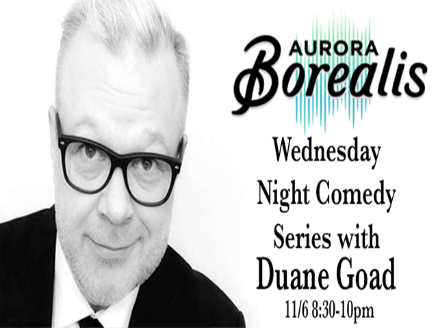 Wednesday Night Comedy with Duane Goad