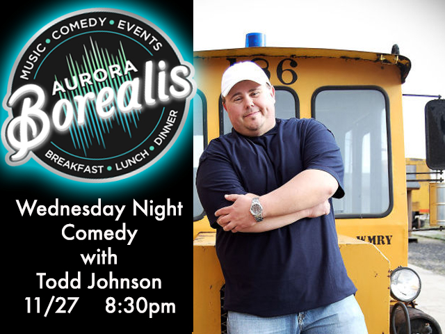 Wednesday Night Comedy with Todd Johnson