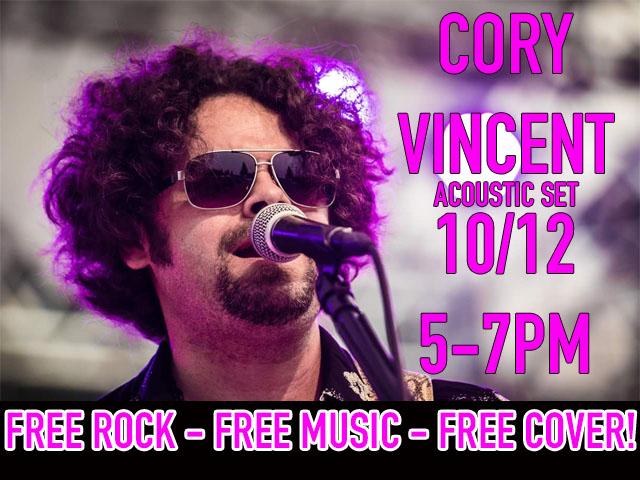 Cory Vincent