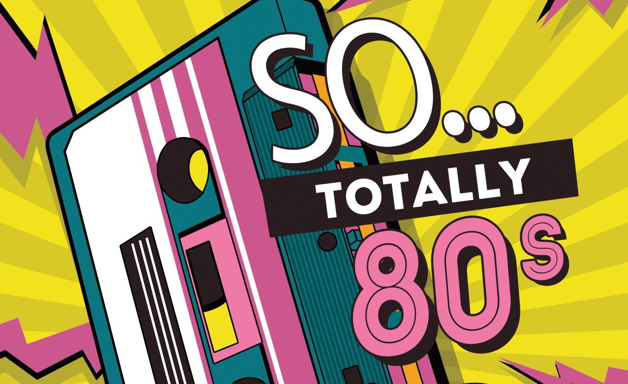 Thirstdays: So…Totally 80's Dance Party!