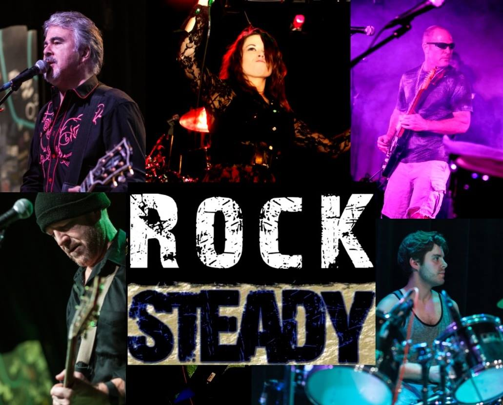***RESCHEDULED*** Rock Steady