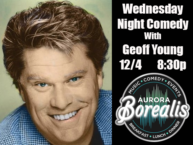 Wednesday Night Comedy with Geoff Young