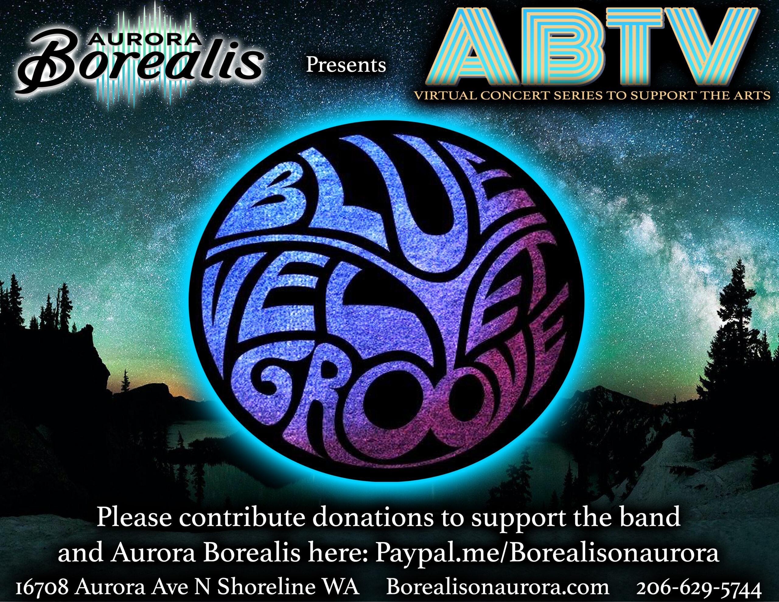 Blue Velvet Groove – Funky Virtual Concert!